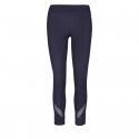 Dámske tréningové 3/4 nohavice ANTA-Tight Ankle Pants-WOMEN-86927742-1-Q219-Basic Black -