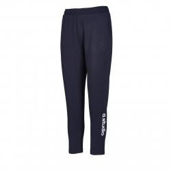 Dámske teplákové nohavice ANTA-Knit Ankle Pants-WOMEN-86927772-1-Q219-Black/Pure White