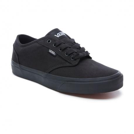 Pánska rekreačná obuv VANS-MN Atwood-(Canvas) Black/Black
