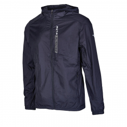Pánska tréningová bunda ANTA-Single Jacket-MEN-85925644-3-Q219-Basic Black