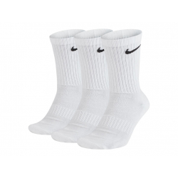 Ponožky NIKE-Nike Everyday Cushion Crew white