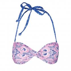 Dámske plavky vrchný diel AUTHORITY-PLAMENSY TOP pink