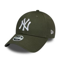 Dámska šiltovka NEW ERA-940W MLB League essential NEYYAN white