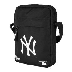 Malá taška cez rameno NEW ERA-MLB Side bag NEYYAN - BLKWHI