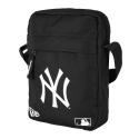 Malá taška cez rameno NEW ERA-MLB Side bag NEYYAN - BLKWHI -