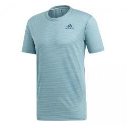 Pánske tréningové tričko s krátkym rukáv ADIDAS-PARLEY STR TEE-BLUSPI/PETNIT