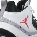 Pánska basketbalová obuv NIKE-Jordan DNA white/gym red/black -