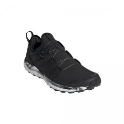 Pánska trailová obuv ADIDAS-TERREX Agravic BOA c.black/c.black/grey