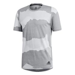 Pánske tréningové tričko s krátkym rukáv ADIDAS-FL_TEC GF CAM-RAWWHT/GRETHR