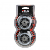FILA SKATES-80mm/82A +ABEC7 Bear+Alu Spacer