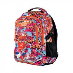 Školský ruksak SPOKEY-BTS EASY Flow 923682 Batoh školský-športový, 26 l
