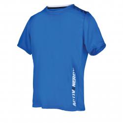 Pánske tréningové tričko s krátkym rukáv AUTHORITY-PRO ACTIVERUN M blue