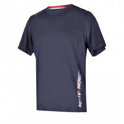 Pánske tréningové tričko s krátkym rukáv AUTHORITY-PRO ACTIVERUN M black