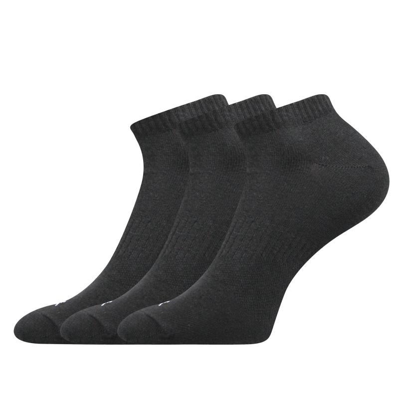 Ponožky VOXX-Baddy A 3pack-black -