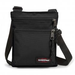 Malá taška cez rameno EASTPAK-RUSHER Black