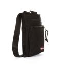 Malá taška cez rameno EASTPAK-RUSHER Black -