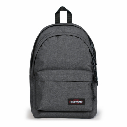 Ruksak EASTPAK-OUT OF OFFICE 3.0 Black Denim