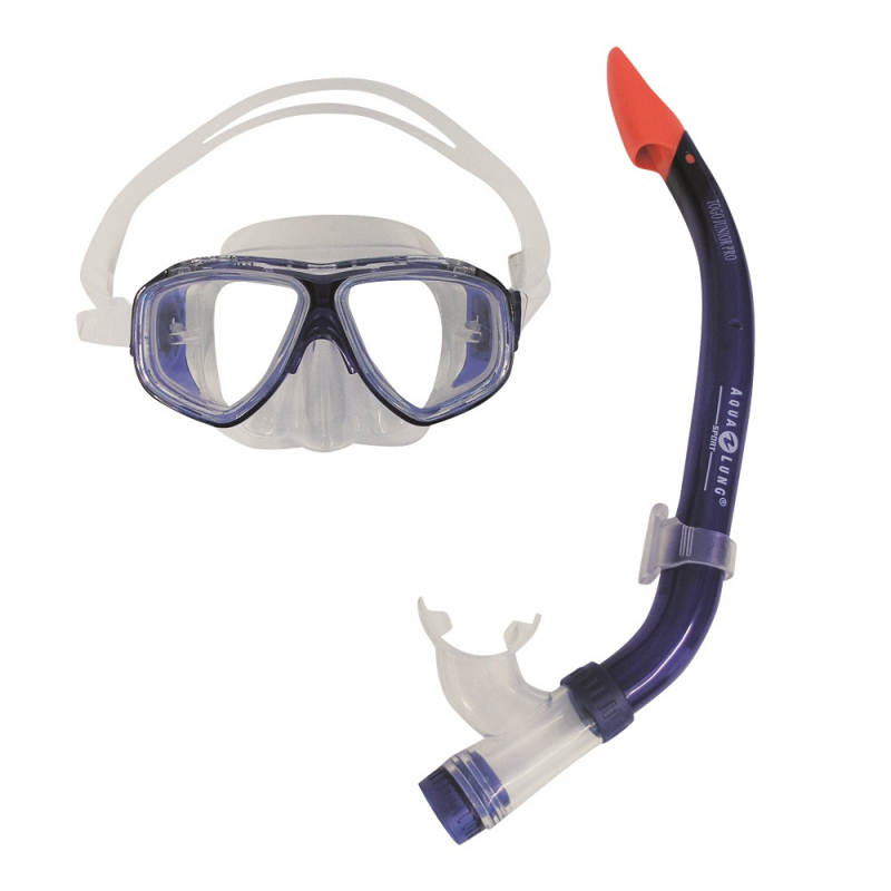 Potápačský set AQUALUNG-JAVA PRO + TOGO SET -