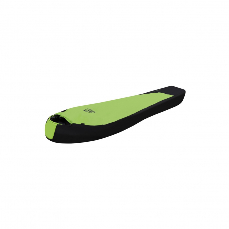 Turistický múmiový spacák HANNAH-Scout 120 195L greenery/anthracite