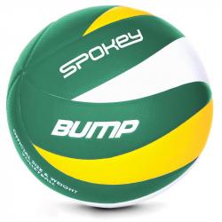 Volejbalová lopta SPOKEY-BUMP II Volejbalový míč zelený vel.5