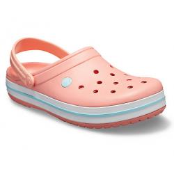 Rekreačná obuv CROCS-Crocband melon/ice blue