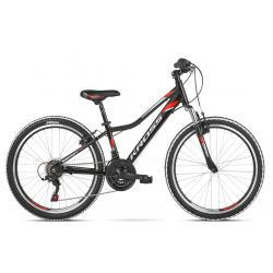 Juniorský bicykel KROSS-GO Esprit JR cza_cze_bia p