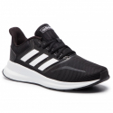 Pánska tréningová obuv ADIDAS-Runfalcon cblack/ftwwht/cblack -