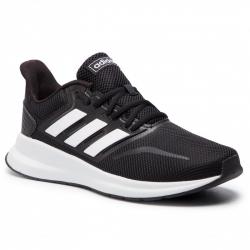 Dámska tréningová obuv ADIDAS-Runfalcon cblack/ftwwht/grethr