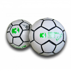 Fotbalový míč Lancast-F3C FOOTBALL WHITE