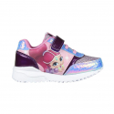 Detská rekreačná obuv CERDA-Sporty shoes light sole Shimmer and Shine fuchsia -