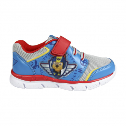 Detská rekreačná obuv CERDA-Sporty shoes light sole Paw Patrol blue