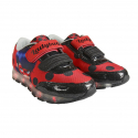 Detská rekreačná obuv CERDA-Sporty shoes lights Lady Bug red -