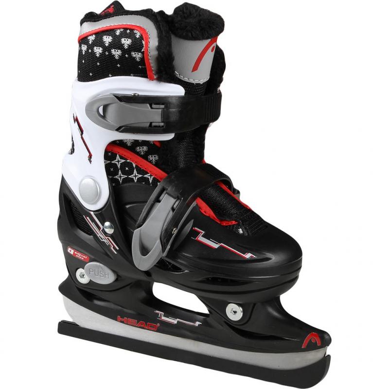 ffac178842 Juniorské ľadové korčule HEAD-Adjustable Junior Cool B(W3JR34) -