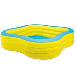 Bazén KOOPMAN-Bazén nafukovací 229X229X56CM