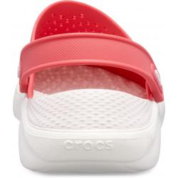 Kroksy (rekreačná obuv) CROCS-LiteRide Clog poppy/white