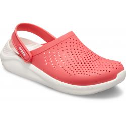 Rekreační obuv CROCS-LiteRide Clog poppy / white
