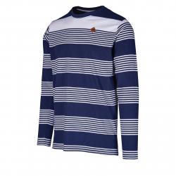 Pánske tričko s dlhým rukávom AUTHORITY-TERNOX blue dk