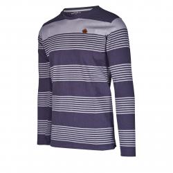 Pánske tričko s dlhým rukávom AUTHORITY-TERNOX grey