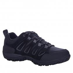 Pánska turistická obuv nízka BERG OUTDOOR-Priscus black/grey