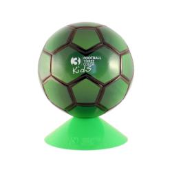 Futbalová lopta LANCAST-F3C FOOTBALL GREEN