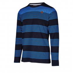 Pánske tričko s dlhým rukávom AUTHORITY-TERNOX blue