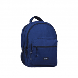 Školský ruksak NEW REBELS-school backpack navy