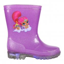 Dětské gumáky CERDA-Boots rain PVC Shimmer and Shine