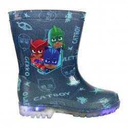 Dětské gumáky CERDA-Boots rain PVC PJ Masks