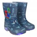 Detské gumáky CERDA-Boots rain PVC PJ Masks -