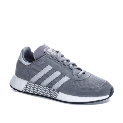 Pánská vycházková obuv ADIDAS ORIGINALS-Marathon x5923 grey three / silver metallic / g
