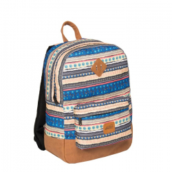 Ruksak NEW REBELS-Aztec round