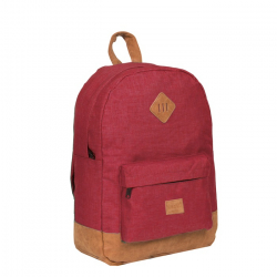 Ruksak NEW REBELS-Heaven burgundy