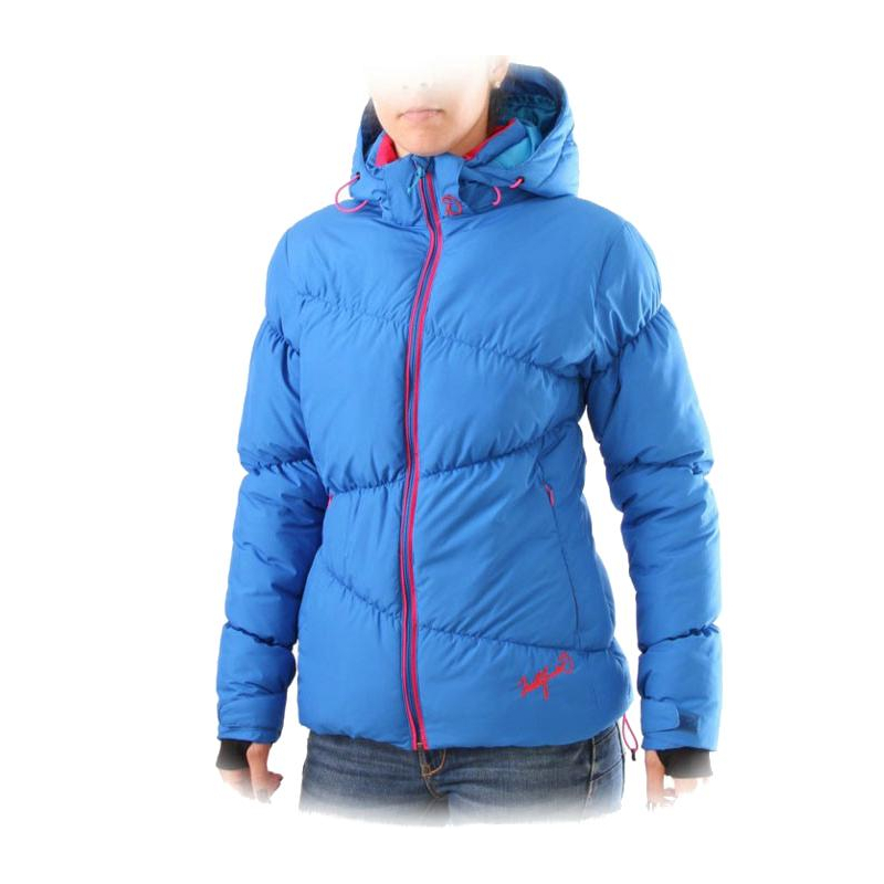 Dámska lyžiarska bunda NORTHFINDER-3557mirorose bunda damska Down like BOARD  - 68ff6063dc8