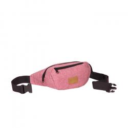 Ľadvinka NOVINKA REBELS-Heaven waistbag pink